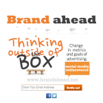 brandahead.net Coming Soon Page