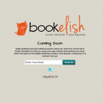 bookelish.com Coming Soon Page