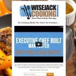 wisejackcooking.com Coming Soon Page
