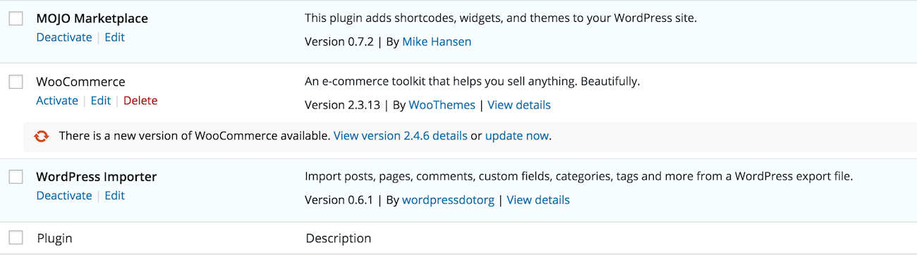 wordpress-plugin-updates