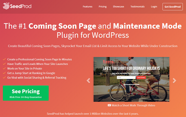 Best coming soon plugin for WordPress