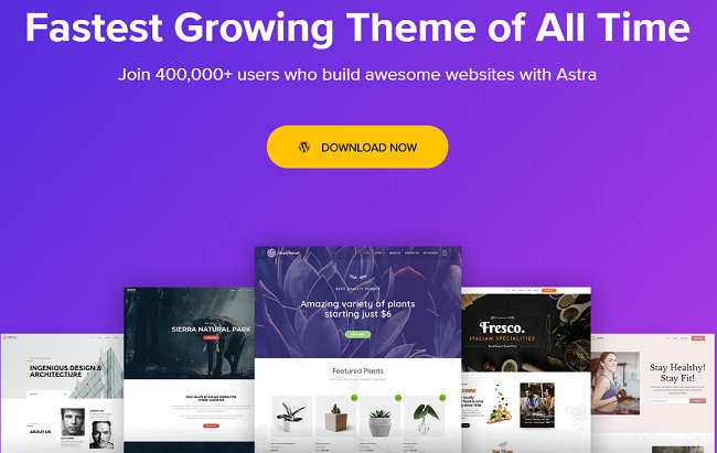 19 Best Wordpress Themes For Professional Websites Updated 2021