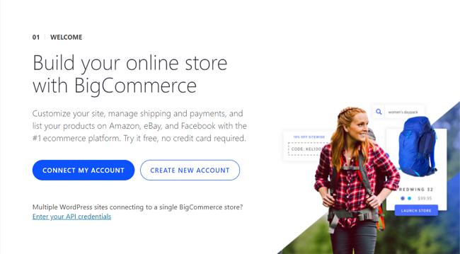 bigcommerce checkout plugin for WordPress