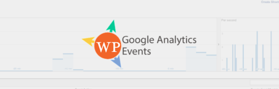 WP Google analytics events plugin and analytics dashboard for wp