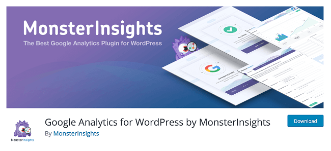 MonsterInsights is easily the best Google Analytics WordPress Plugin there is