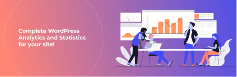 WP Statistics, google analytics plugin for wordpress