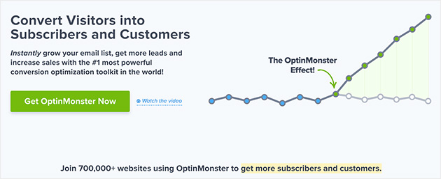 OptinMonster is the best WordPress popup plugin.