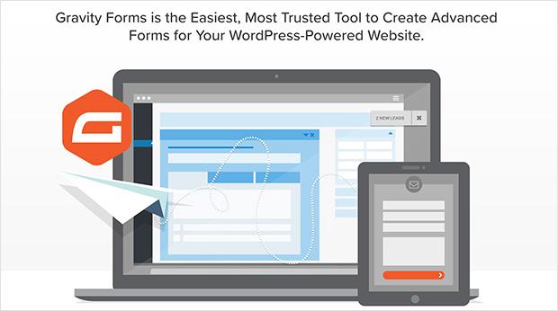 Gravity Forms WordPress Custom contact Form Plugin