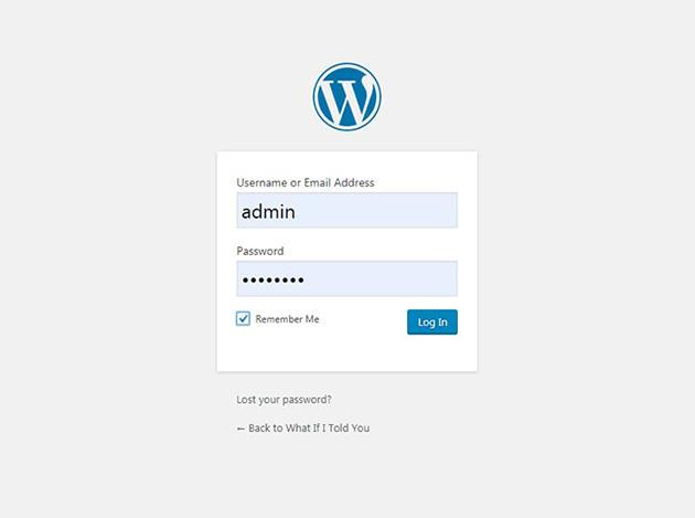 wordpress login redirect loop