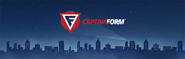 Forms by CaptainForm for WordPress surveys