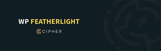 WP Featherlight for WordPress lightboxes