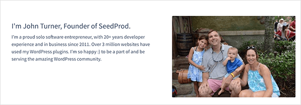 By downloading seedprod nulled you hurt the team working to build an amazing plugin