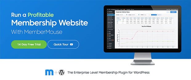 Membermouse is one of the best WordPress membership plugins