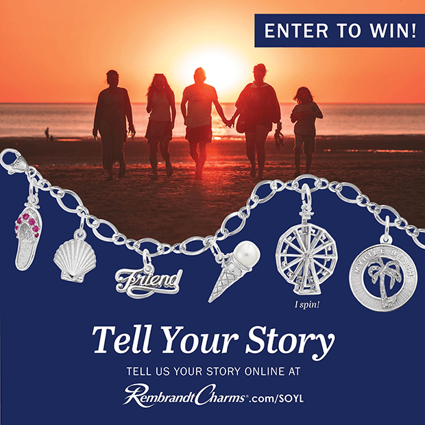 Tell a story facebook giveaway idea