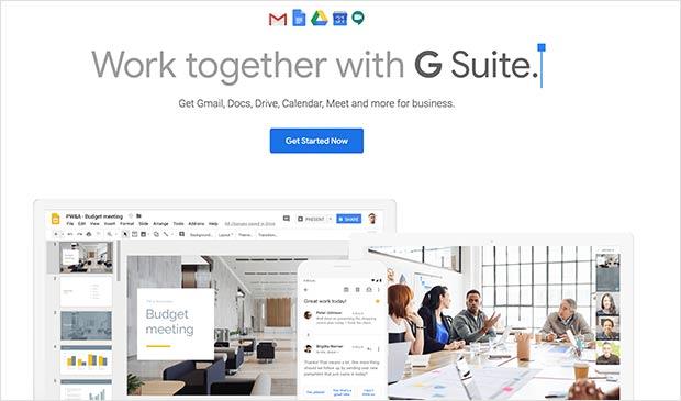 G Suite SMTP service