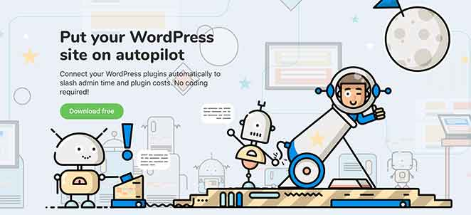Uncanny automator put your WordPress site on autopilot