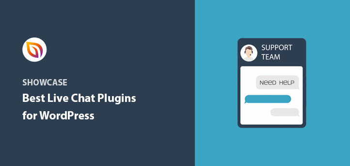 12 Best Live Chat Plugins for WordPress (Expert Comparison)
