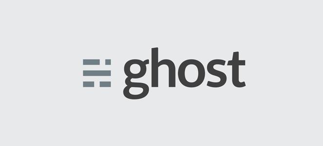 Ghost popular hosted and self hosted blogging platform