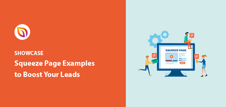 11 High-Converting Squeeze Page Examples to Boost Your List