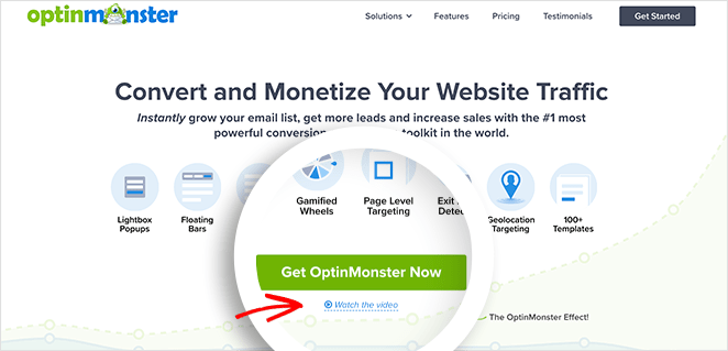 Use supporting copy with your CTA buttons