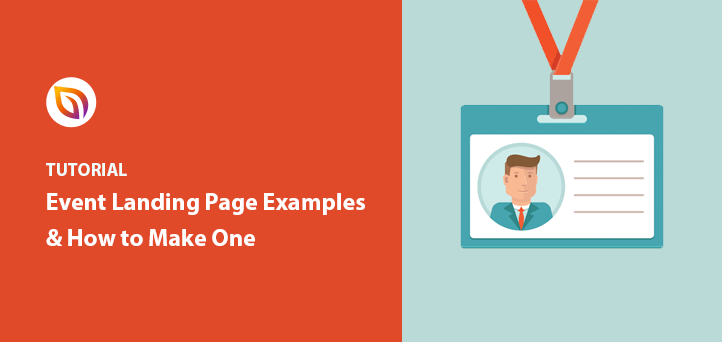 10 Event Landing Pages (and How to Make One)