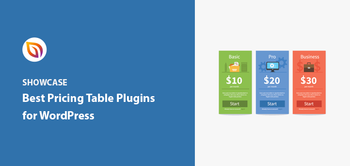10 Best WordPress Pricing Table Plugins Compared 2021