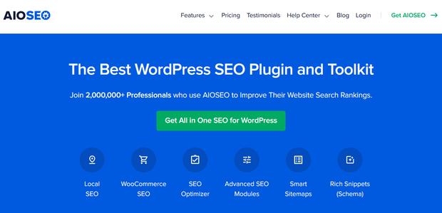 all in one seo best wordpress plugin