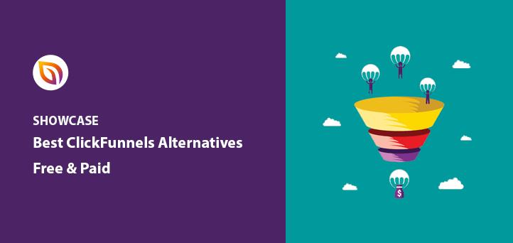 9 Best ClickFunnels Alternatives Free & Paid (2021)