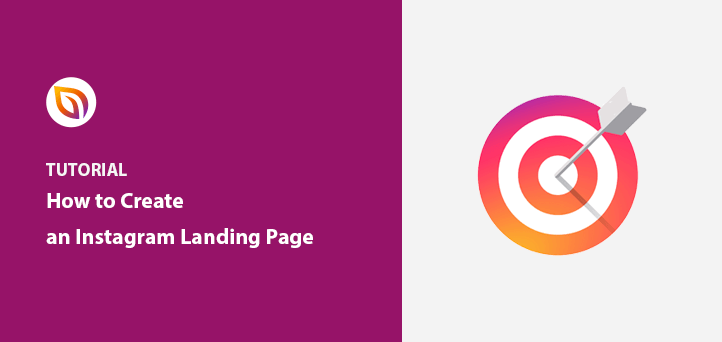 How to Create an Instagram Landing Page (+4 Examples)