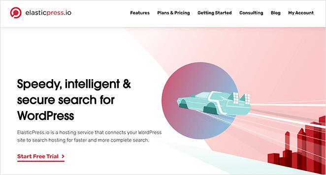 ElasticPress WordPress search plugin