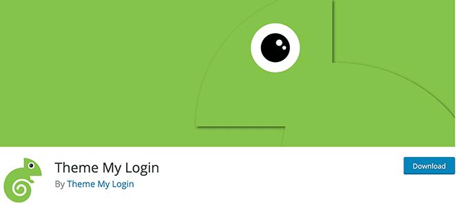 Theme my login WordPress login plugins