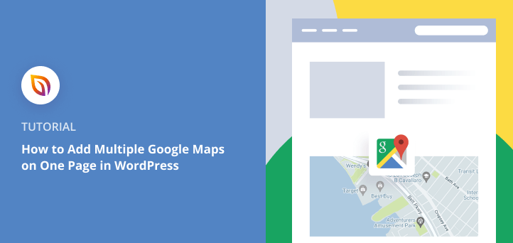 How to Add Multiple Google Maps on One Page in WordPress